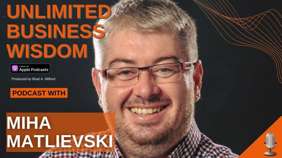 Episode #5 How To Lay The Right Foundation For Business Freedom With Miha Matlievski