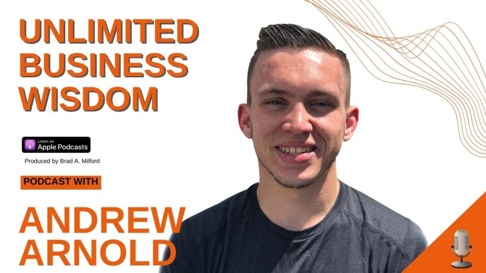 Episode #7 How To Balance Health And Fitness With Your Business With Andrew Arnold