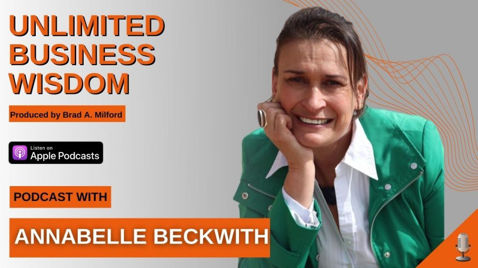 Episode #23 How To Delegate As A Leader With Annabelle Beckwith