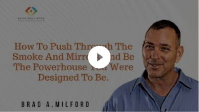 How To Push Through The Smoke And Mirrors