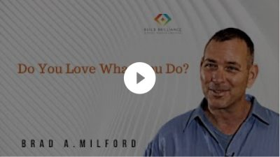 Do You Love What You Do?
