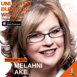 Episode #35 How To Get Into The Right Mindset When Things Get Tough With Melahni Ake