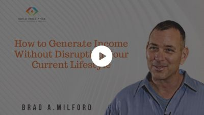 How to Generate Income Without Disrupting Your Current Lifestyle