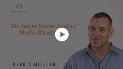 Six Super Secret Social Media Strategies