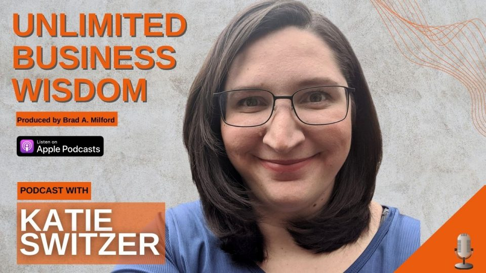 Episode #43 How To Leverage Advertising With A Few Simple Secrets With Katie Switzer