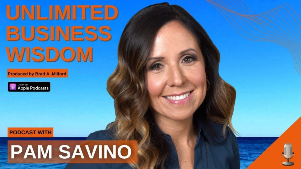 Episode #45 How To Tap Into Your Real Professional Power With Pam Savino