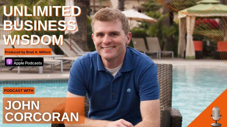 Episode #46 How to Raise Your B2B Sales Through Podcasting With John Corcoran