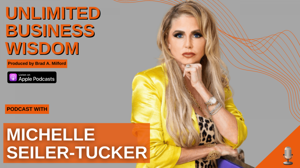 Episode #49 How To Grow A Business To Exit Rich With Michelle Seiler Tucker