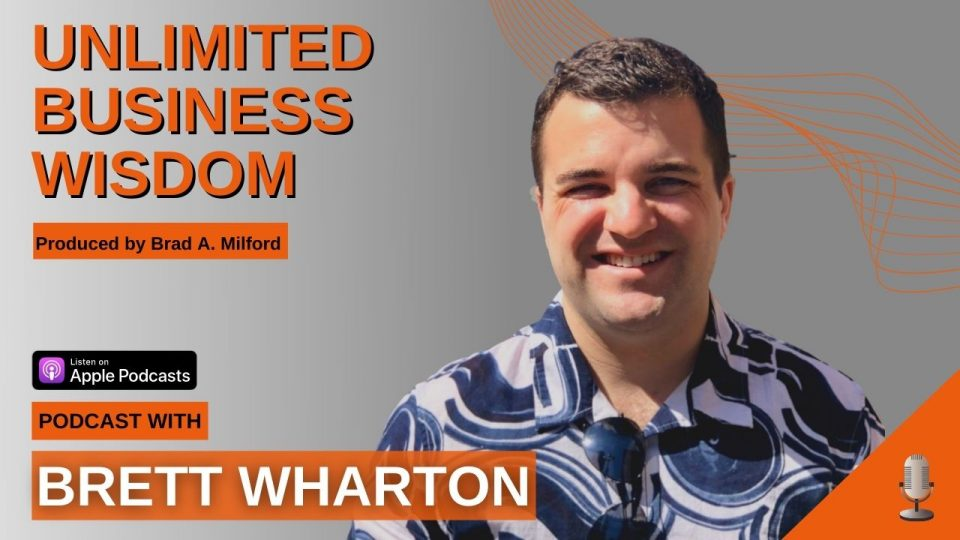 Episode #51 How To Build Your Online Brand With Brett Wharton