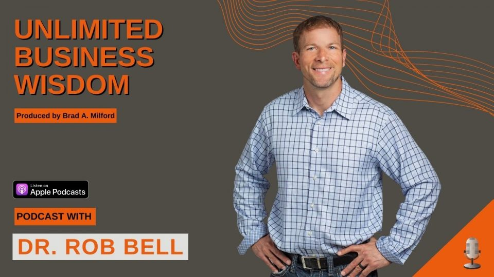 Episode #56 How To Prepare For The Most Important Moments With Dr. Rob Bell