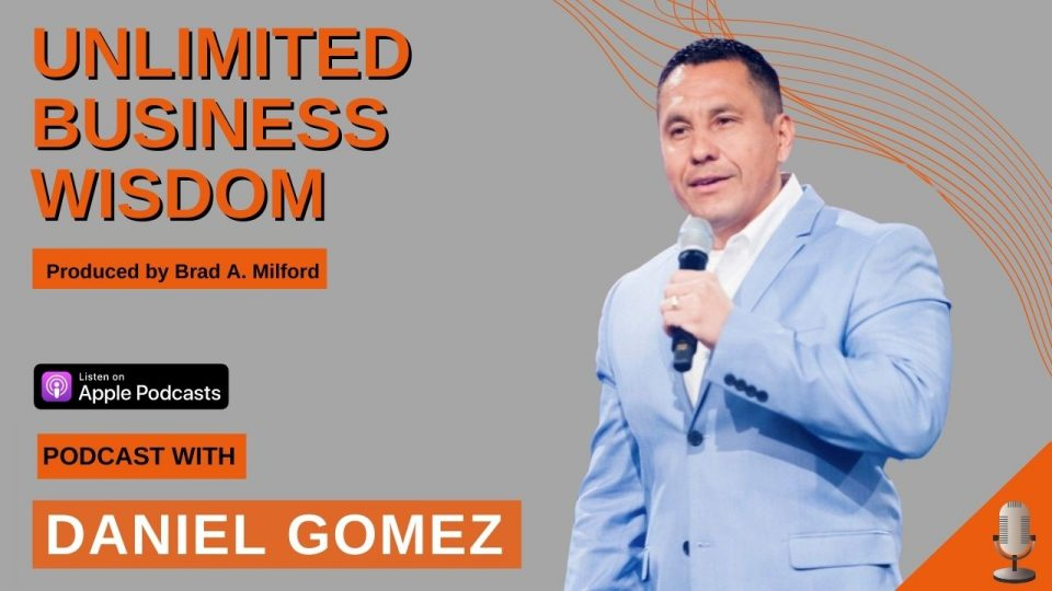 Episode #57 How To Make Successful Progress As An Entrepreneur With Daniel Gomez