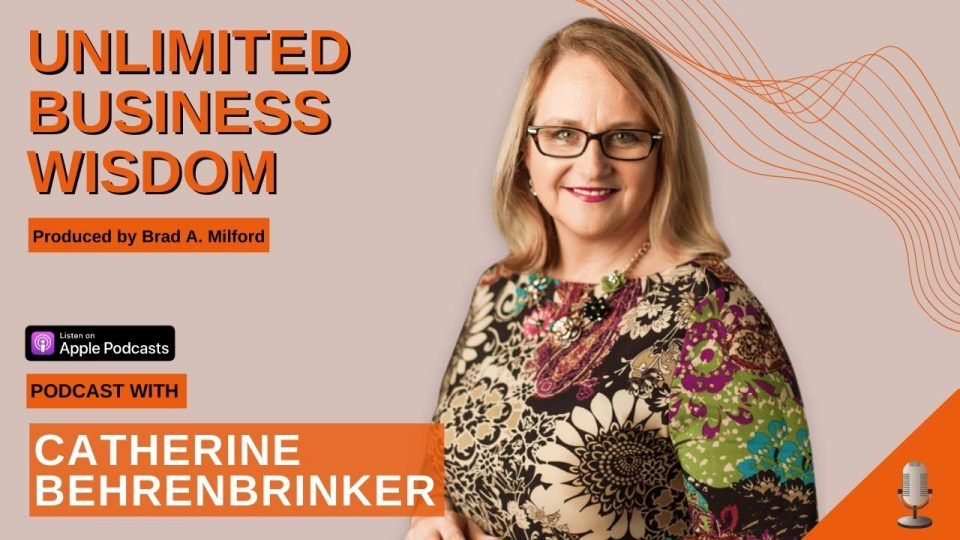 Episode #58 How To Turn Technology Into Profit And Delight Your Clients With Catherine Behrenbrinker