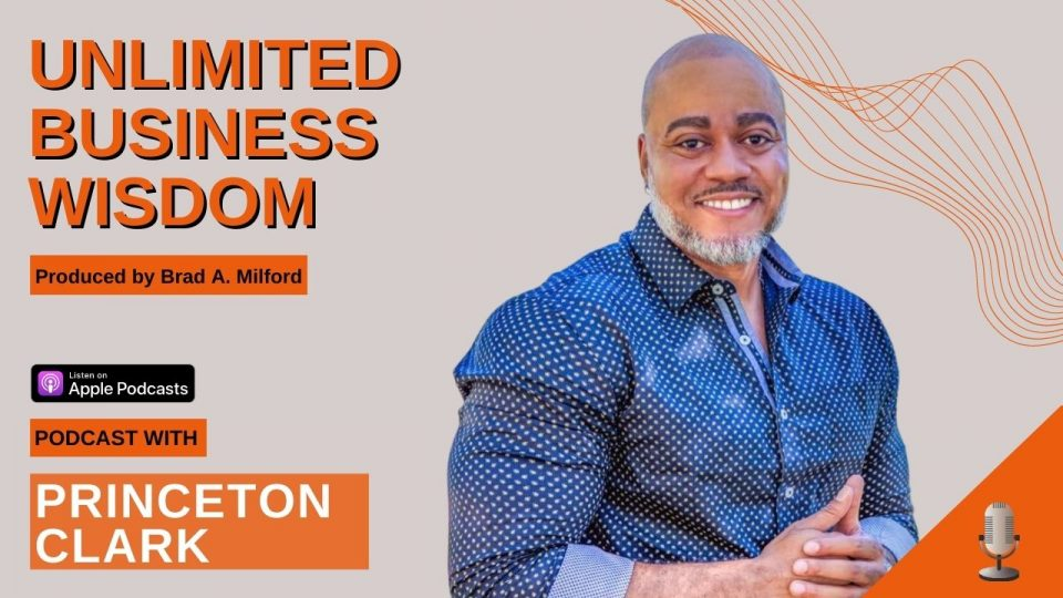 Episode #60 How To Advance Your Business With Balance With Princeton Clark