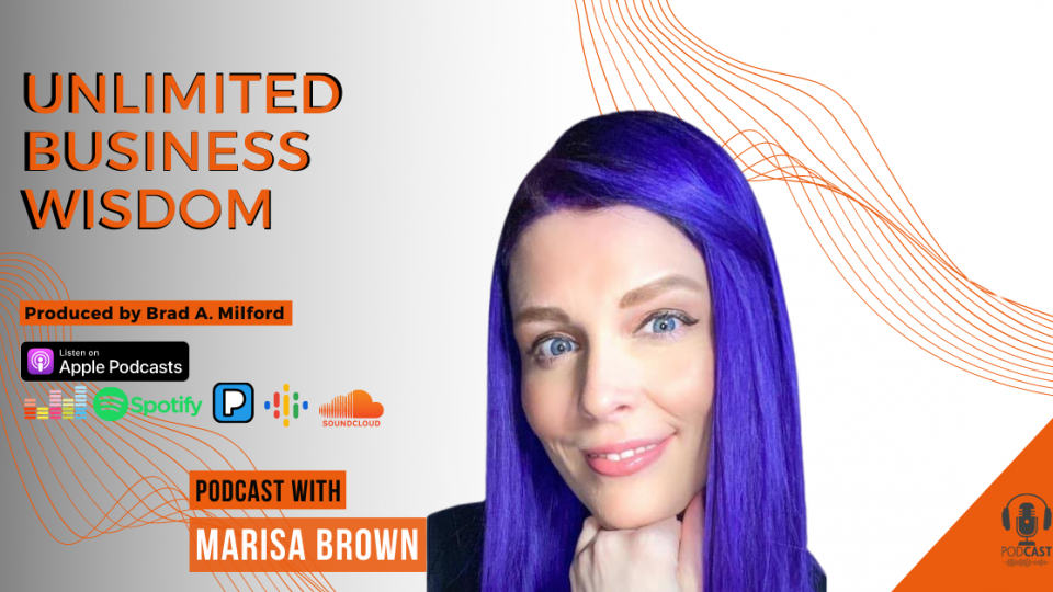 Episode #61 How To Build Trust, Value and Self Wealth Efficiently With Marisa Brown
